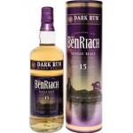 Benriach 15 Yo Dark Rum 46 %